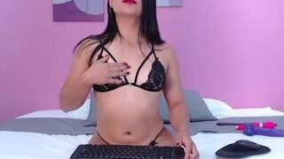🍒 , 🎀 𝑀𝑒𝓁𝒶𝓃𝒾𝑒 𝒢𝓇𝒶𝓎 🎀 🍒 nude on webcam in her Live Sex Chat